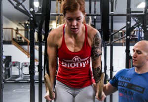 crossfit-at-the-gym
